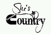 Country Girl at ♥ / I may live in the city near the beach, but I still love the country life. I miss my horses!