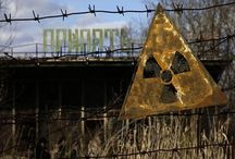 the horrors and occasional wonders of nuclear meltdown / Nuclear meltdown - perhaps the worst most horrific images ever.  Yet now Chernobyl is a sanctuary to wildlife.