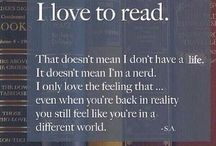 My love for books(=