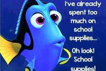 Being a teacher / Sitater ...