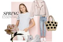 Spring Outfit Inspiration / Michelle Cuppy Photography Outfit Ideas