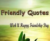 Friendly Quotes