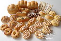 minyatür ekmek