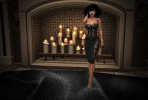 Hilly Haalan Designs/Fashion / Outfits from the designer Hilly Haalan at SecondLife (SL)