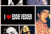 Eddie vedder <3