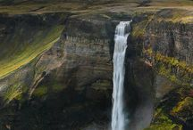 Let if Fall, Waterfalls / Beautiful waterfalls / by Sharisa T. Robertson