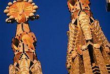 architectuur en art Gaudi