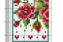 Cross stitch plans / Cross stitch