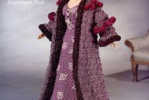 dolls and dresses