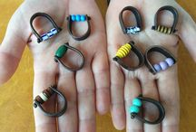ring leather