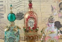 altered bottles & jars