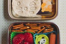 For the Kids : Children's Lunches