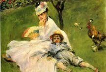 Pierre-August Renoir / French artist (1841-1919)