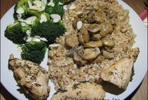 Health food / About delicious and health food