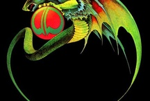 by Roger Dean