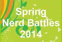Spring Nerd Battles 2014