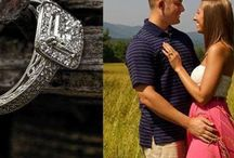 The Ring, The Bling, The Fling / Real proposals, Reals love, Real women showing off their rocks!
