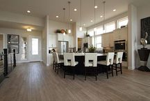 Kitchen / Kitchen and backsplash installations, some by Paradigm Interiors and others that we love.
