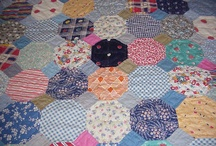 Vintage Quilts / Quilts made by my great grandmother Kizzie Pieratt and grandmother Irene Pieratt Akers in the 1910s-1940s.