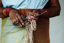 Making Rugs By Hand / Images from our weaving houses in Nepal.