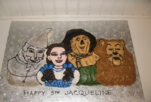 Cake Art / Cake-decorating has been a hobby of mine for years. So, a bunch of these are mine. Some I WISH were mine. There are some really talented and inspiring cake artists out there. I bow down to them. / by Christie Storms