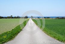 Country Roads / Stockphotos of country roads.