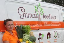 Our EFB team / We are lucky to call some wonderful amazing people part of our team here at Emma's Food Bag