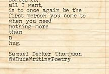 Poetry / Poetry