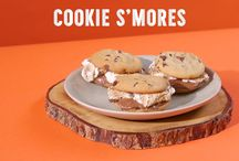 """Dessert Hacks by Otis Spunkmeyer / Looking for dessert recipes that will """"WOW"""" your friends and family? These Otis Spunkmeyer's Dessert Hacks are guranteed to please any sweet tooth!"""