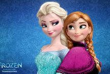 Frozen elsa and others