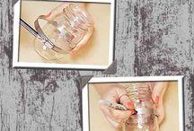 Mason jar using