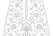Handiwork. Embroidery Pattern