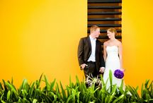 Yellow Wedding Decorations