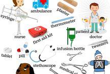 Learning english - vocabulary
