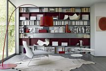 Bookcase. My choice / Best interior for living room