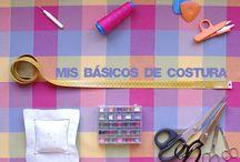 Tutoriales Corte y confección / Couture / Tutoriales sobre corte y confección #costura #coser