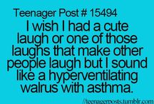 The LOL's / Everyone Needs a Good laugh! / by Heidi Hochstetler