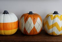 Pumpkin Painting / BYOP at Pinot's Palette Lexington Center. We will help you paint your Pumpkin, choose from our example pumpkins or create your own.