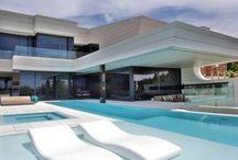 Le contemporain / Architecture actuelle et contemporaine