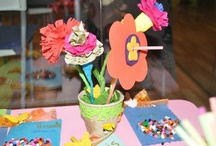 Jungle kids craft