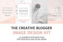 Blog & web design