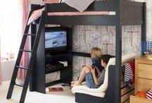 Bedroom for lil boys