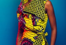 African inspiration / African designs from clothes to accessories to lifestyle items