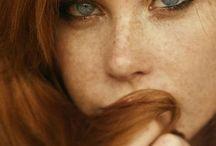 Redhead ginger