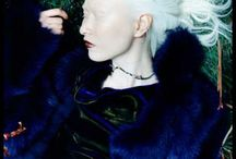 Pictures for Luna / This is about how many beautiful albino people and creatures there are in our world.
