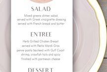 menu kort