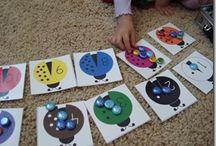 Preschool Ideas - Creepy Crawlers