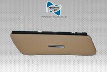 Neu Original Aschenbecher Beige hinten Rear Trim Cover Porsche Cayenne 958 7P5857952