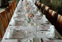 Pink and Gold Bridal Shower / by Jaclyn Mims