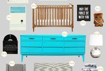 Baby Nursery/Kid Room / by Abra Nusser